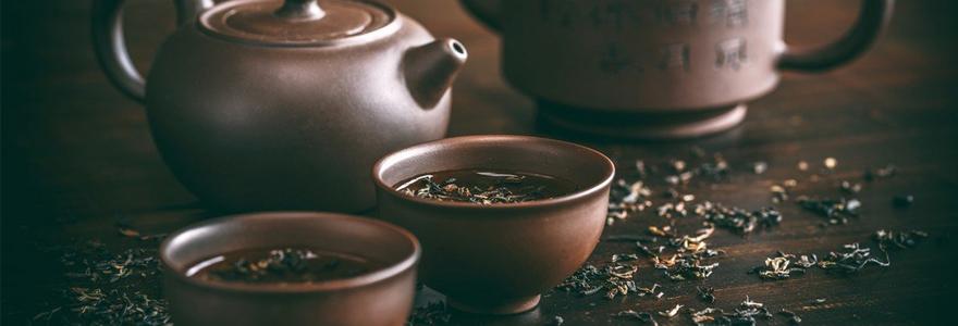 Thé noir,