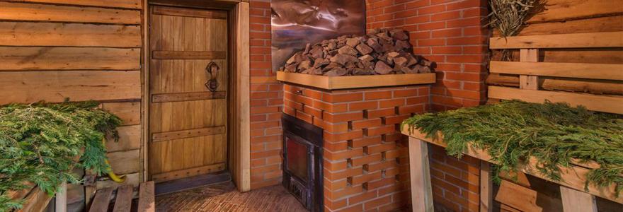 Poêle de sauna
