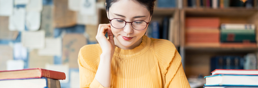 Bien choisir ses lunettes de lecture
